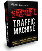 Secret Traffic Machine 2.0 Launches